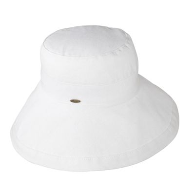 UPF-50+ Cotton Hat