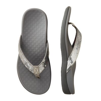 Vionic by Orthaheel Tide Sequin Sandals