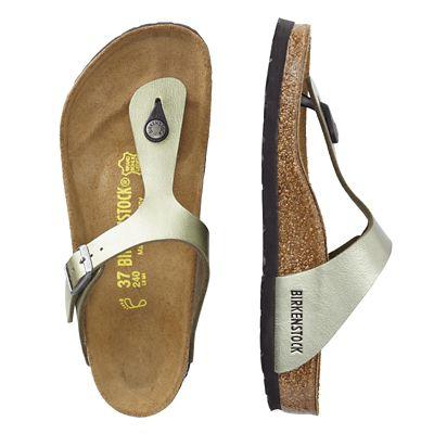 Women's Birkenstock Birko-Flor Gizeh Sandals