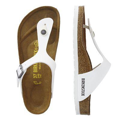 Birkenstock Birko-Flor Gizeh Sandals