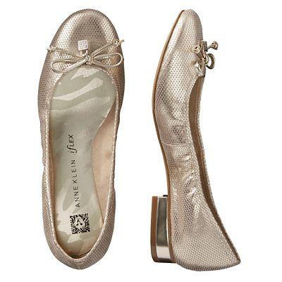 Anne Klein Petrica Ballet Flats