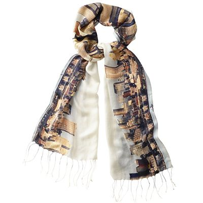Samantha Brown by Tolani New York Silk Scarf