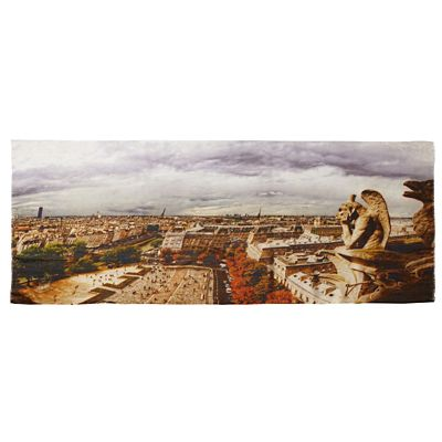 Cityscape Paris Shawl