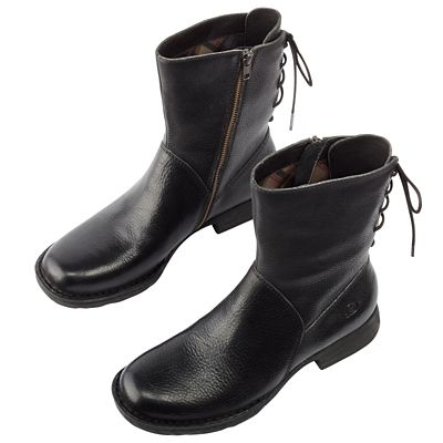 Women's Born Kierra Lace-Back Boots