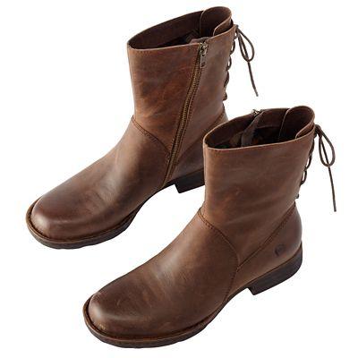 Born Kierra Lace-Back Boots