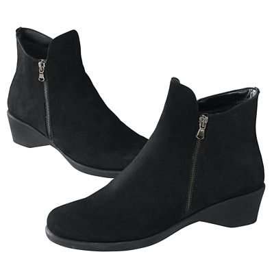 The Flexx Nightlife Zip Booties