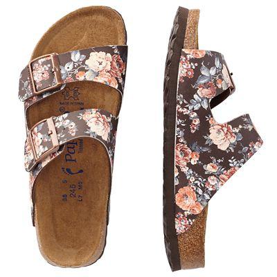 Birkenstock Arizona Birko-Flor Rambling Rose Sandals