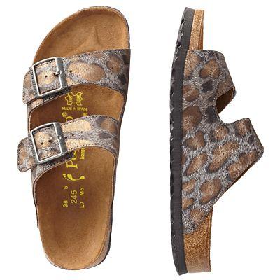 Birkenstock Arizona Birko-Flor Leopard  Sandals