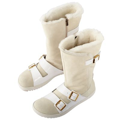 Birkenstock Danbury Shearling-Lined Boots