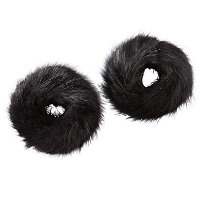 Allison Faux-Fur Cuffs