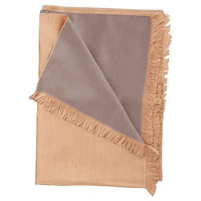 Reversible Pashmina & Silk Wrap