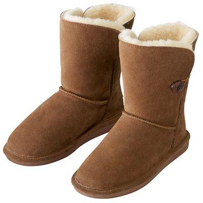 Bearpaw Toggle Booties