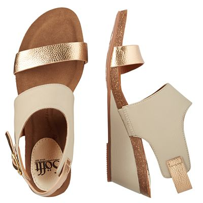 Sofft Vanita Wedge Sandals