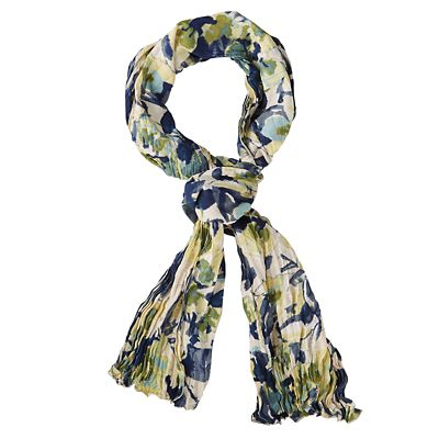 Botanical Bloom Scarf