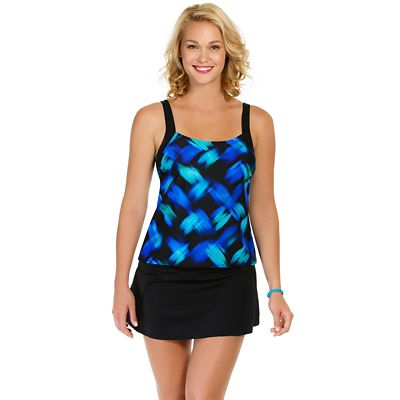 Active Spirit Sea Treasure Tankini Top