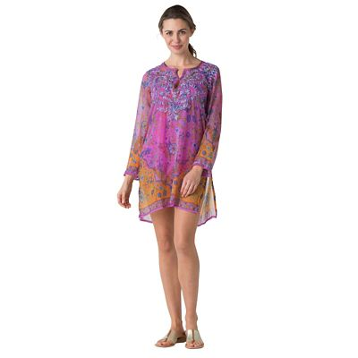 Rose Sunset Cover-up Tunic