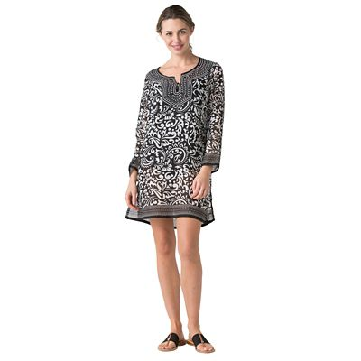 Damask Cover-Up Tunic