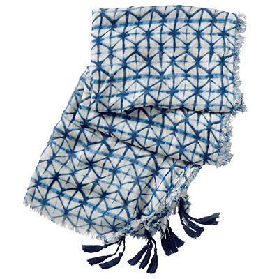 rockflowerpaper Lynx Tassel Wrap