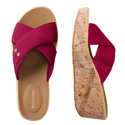 Rockport Lanea Cross Slides