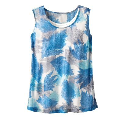 Women's Oceania Sheer Tank