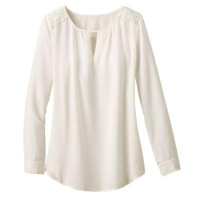 Liese Lace Tunic