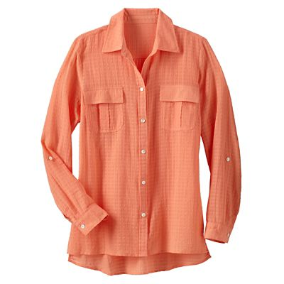 Women's Samantha Brown Equatorial Shirt