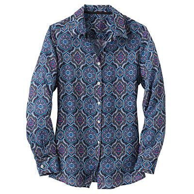 Foxcroft Damascus Shirt