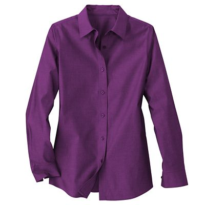 Women's Foxcroft for Non-Iron Essential Shirt
