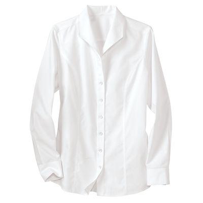 Foxcroft for Non-Iron Wing-Collar Shirt
