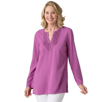 Wordsworth Embroidered Tunic