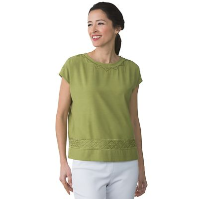 Wordsworth Embroidered Top