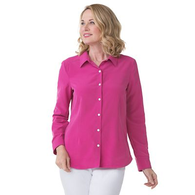 Microfiber Shaped Shirt