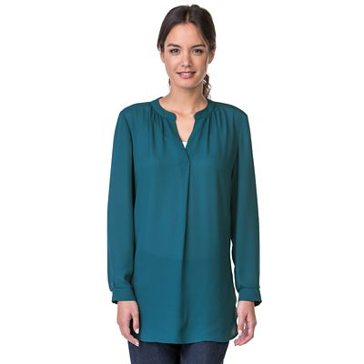 Solid Timeless Tunic