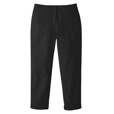 Women's Tummy-Control Capri Pants