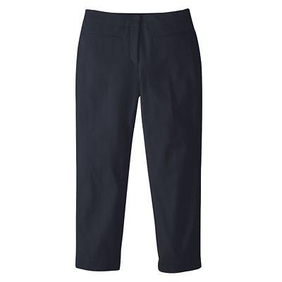 Women's Tummy-Control Capri Pants