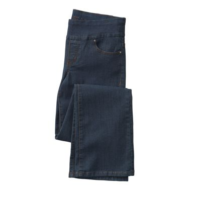 Original Fit JAG Lightweight Pull-On Bootcut Jeans