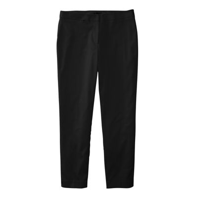 Classic Fit Perfect Fit Ankle-Length Pants