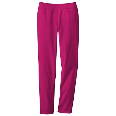 Classic Fit Slim-Sation Pull-On Ankle-Length Pants
