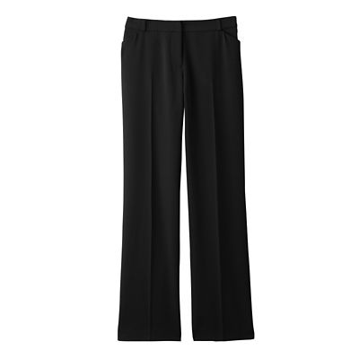 Classic Fit TravelFit Fly-Front Pants