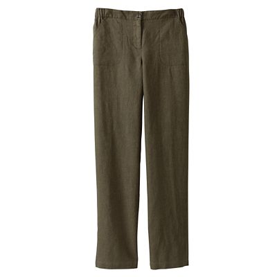Original Fit Safari Linen Pants