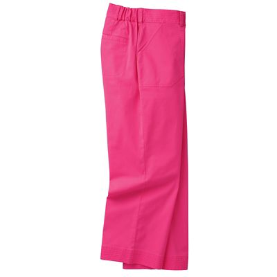 Original Fit Colored Twill Capris