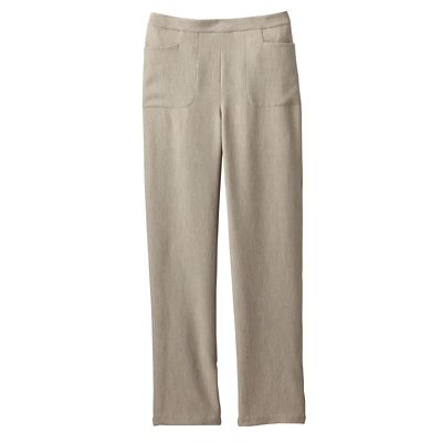 Original Fit TSO Light & Lively Crepe Pull-On Pants