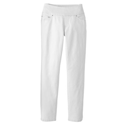 JAG Bay Twill Pull-on Ankle Pants