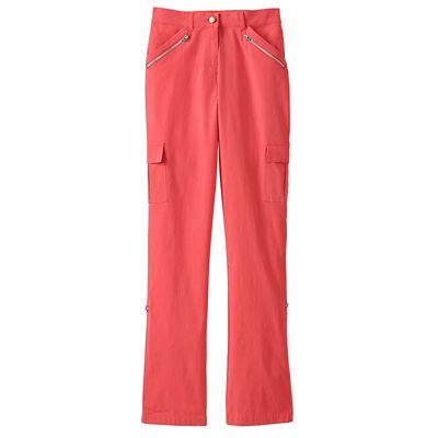 Samantha Brown Original Fit Cargo Pants