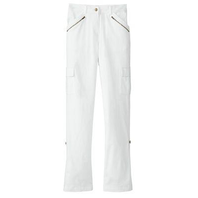 Samantha Brown Original Fit Cargo Pants