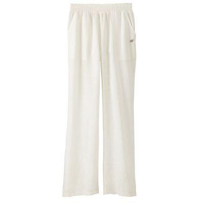 Classic Fit Margaritaville Smocked Linen Pants