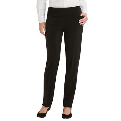Classic Fit SlimSation Pull-On Dress Pants