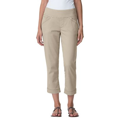 Classic Fit JAG Bay Twill Cropped Pants