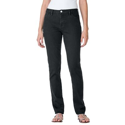 Classic Fit JAG Portia Straight-Leg Jeans