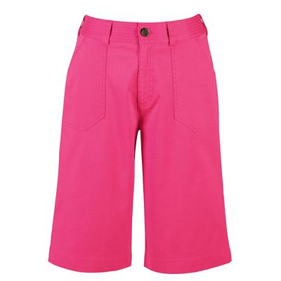 Original Fit Colored Twill Shorts